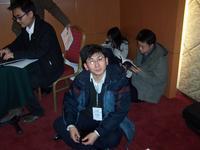 欢迎王开源加入龙芯用户俱乐部(王开源在2008中国linux开发者大会)